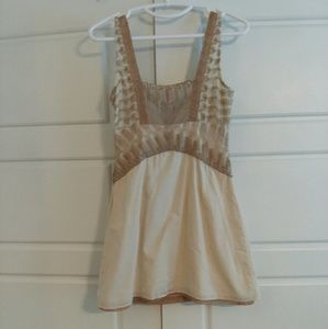 Free People Lined Tunic Size 0